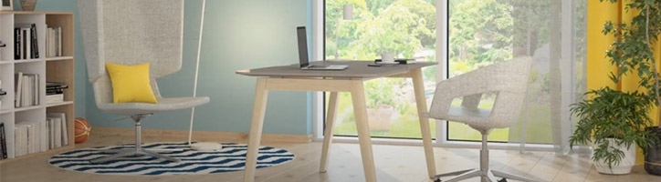 Ergonomisch thuiswerken met deze top 5 bureaus voor thuis