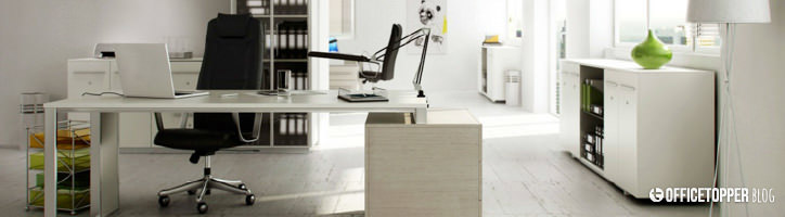 Een kantoor aan huis inrichten