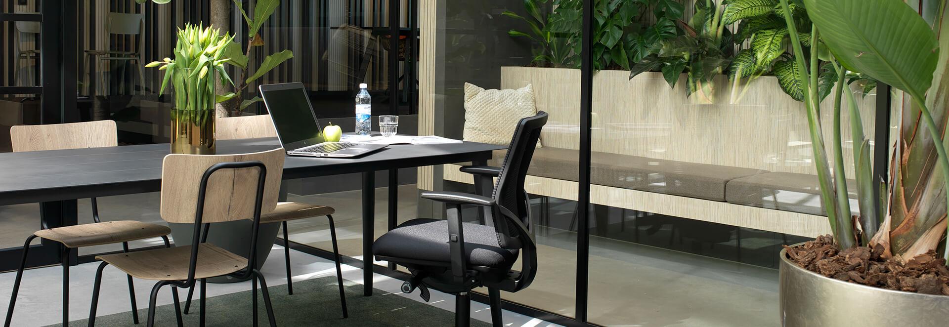 De nieuwe vergaderruimte: productief, inspirerend en comfortabel
