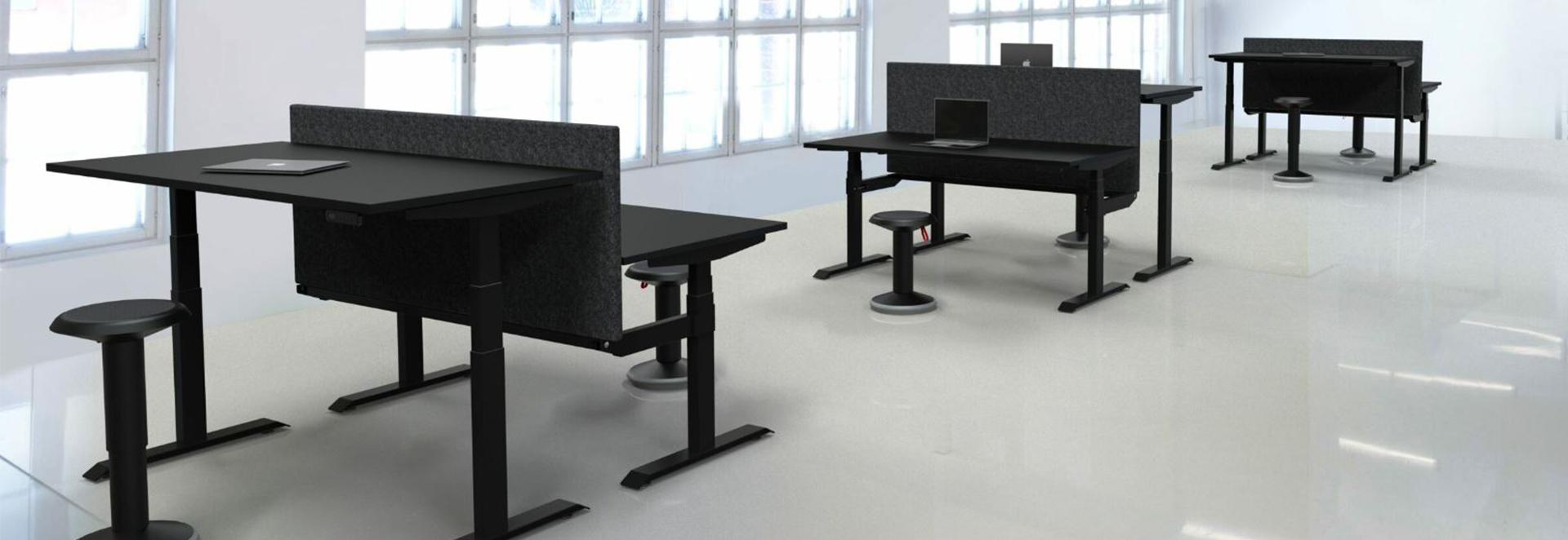 4 tips voor het optimaal gebruiken van uw zit-sta bureau